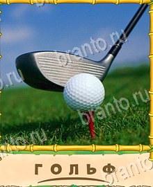 Птица говорун уровень 20 - гольф