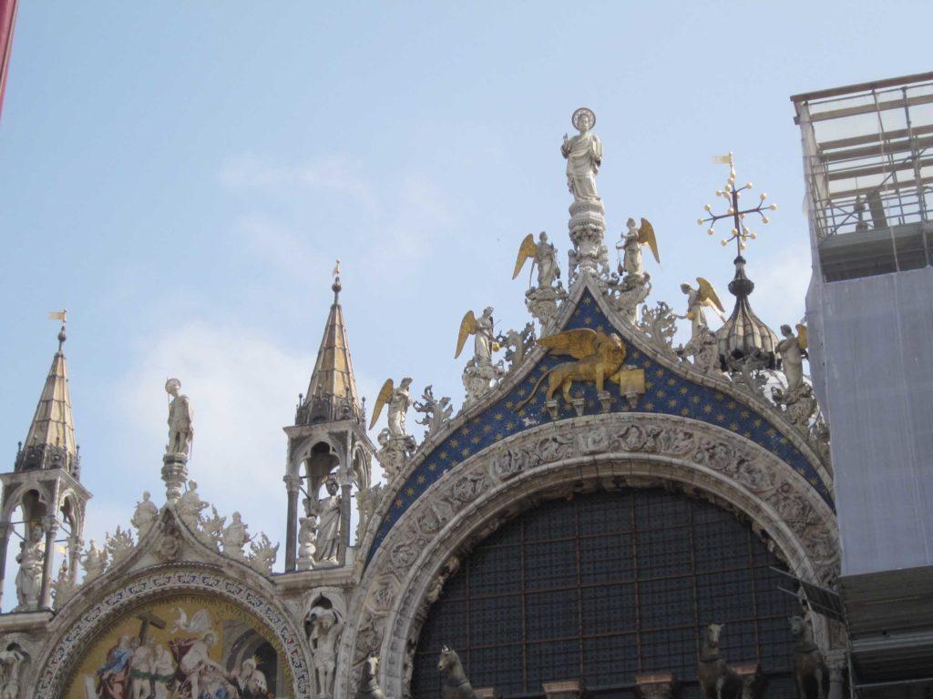 Gorod Venetsiya v Italii City of Venice in Italy