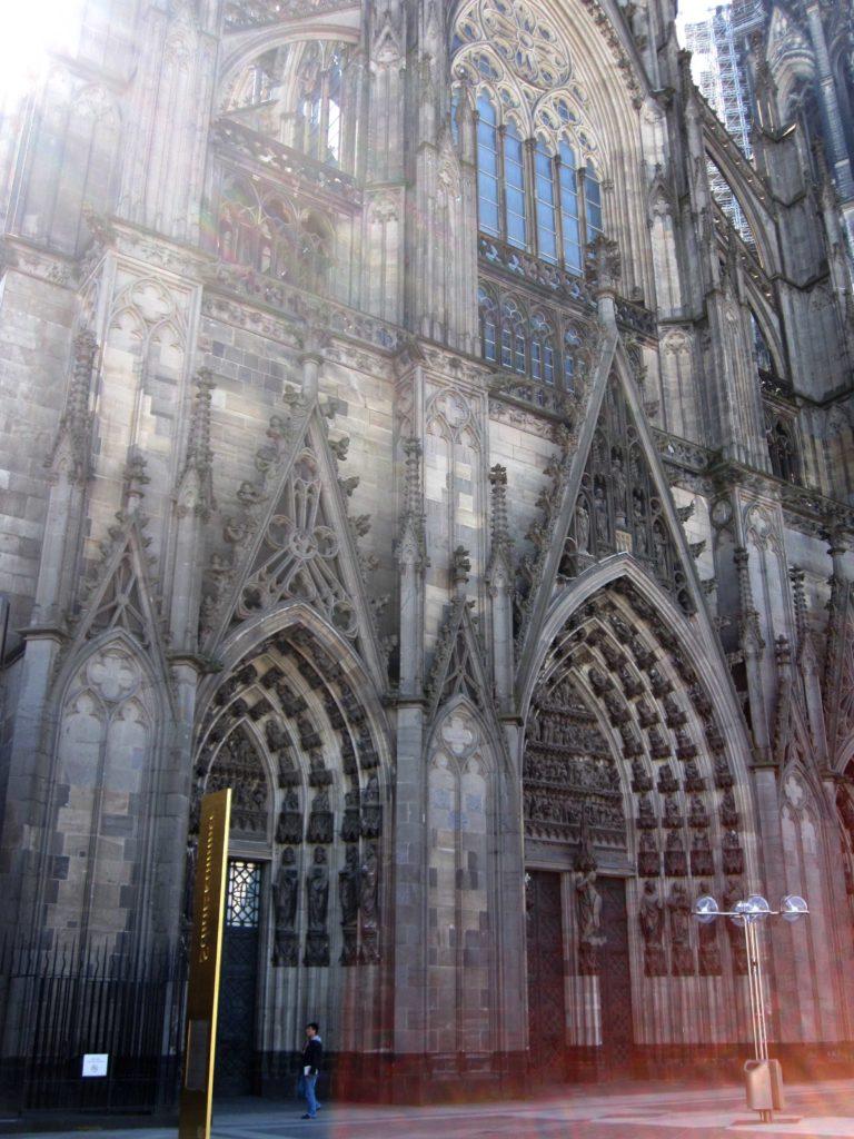 Кёльнский собор в Германии - третий самый высокий
