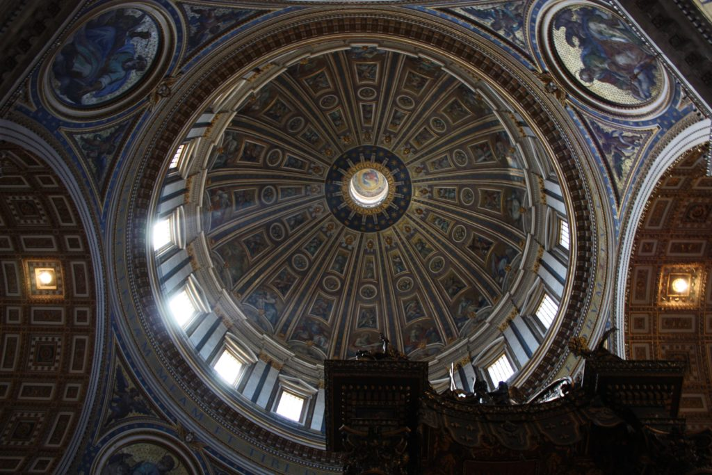 купол Ватикан