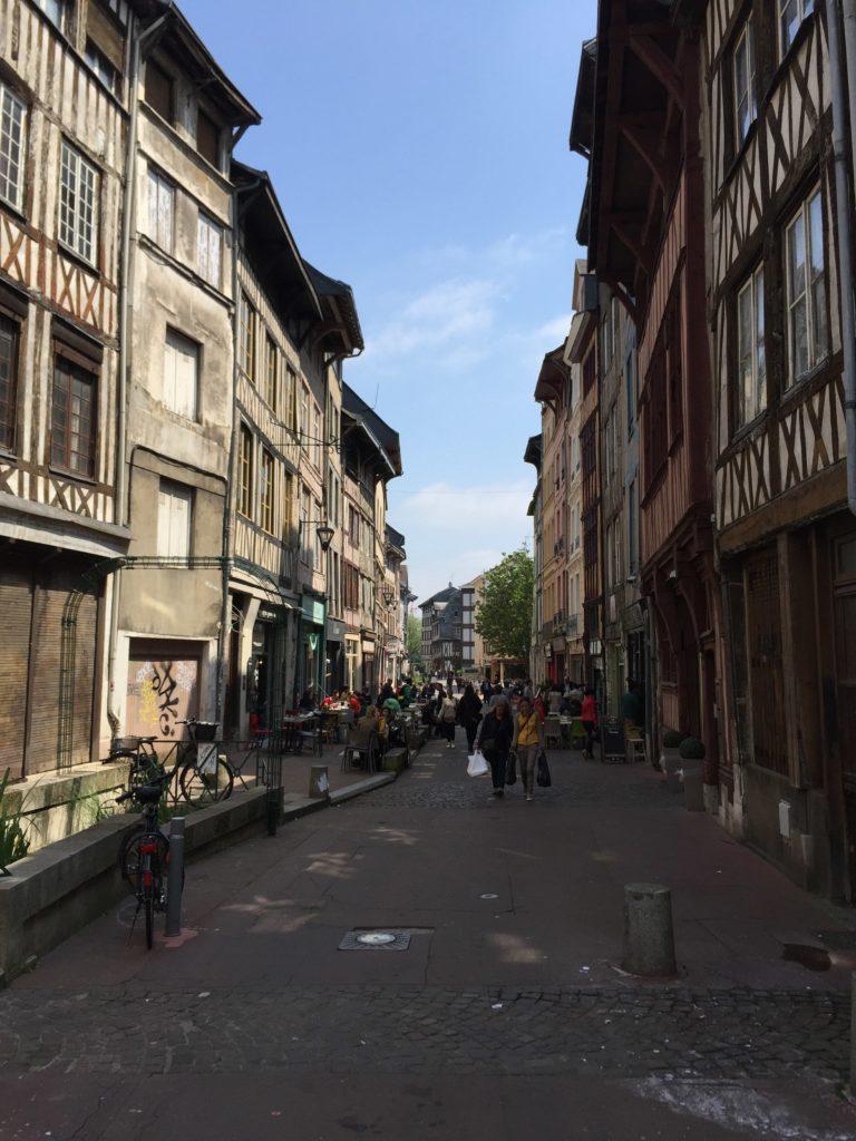 Площадь Старого рынка (Place du Vieux March?)