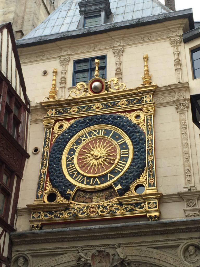 Руан – один из самых красивых городов Франции, столица Нормандии.