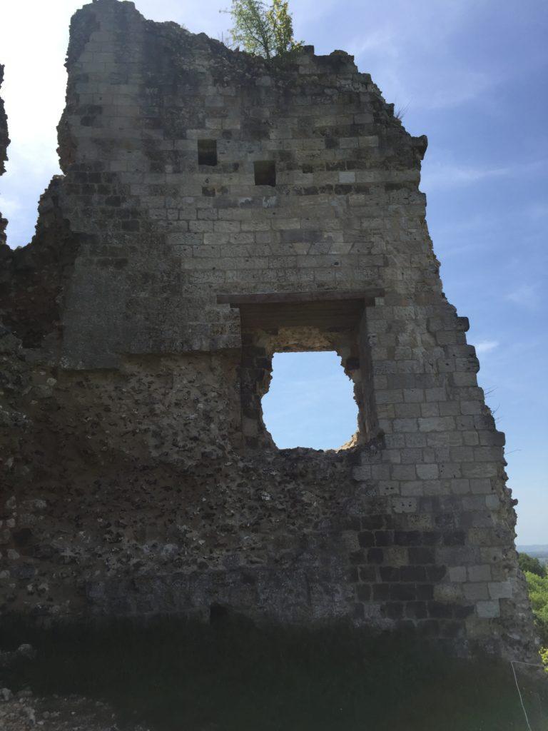Развалины  Лез-Андели