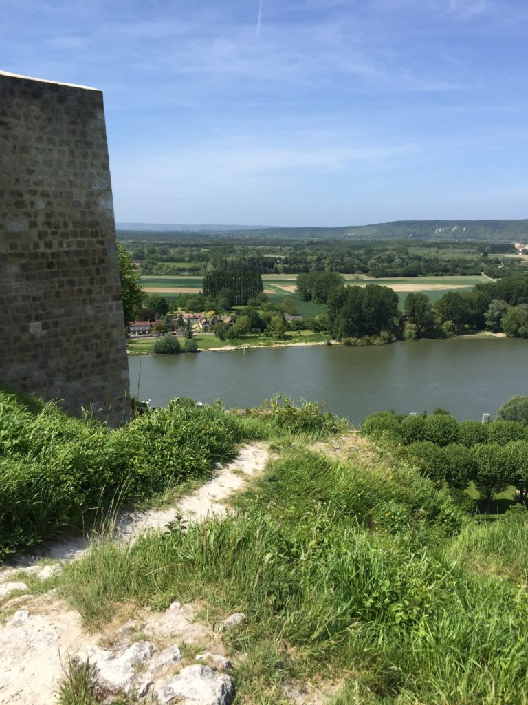 Лез-Андели, Верхняя Нормандия