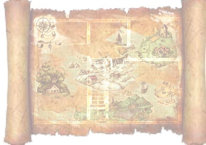 карта сокровищ -игра
