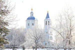 8 января - Собор Пресвятой Богородицы.