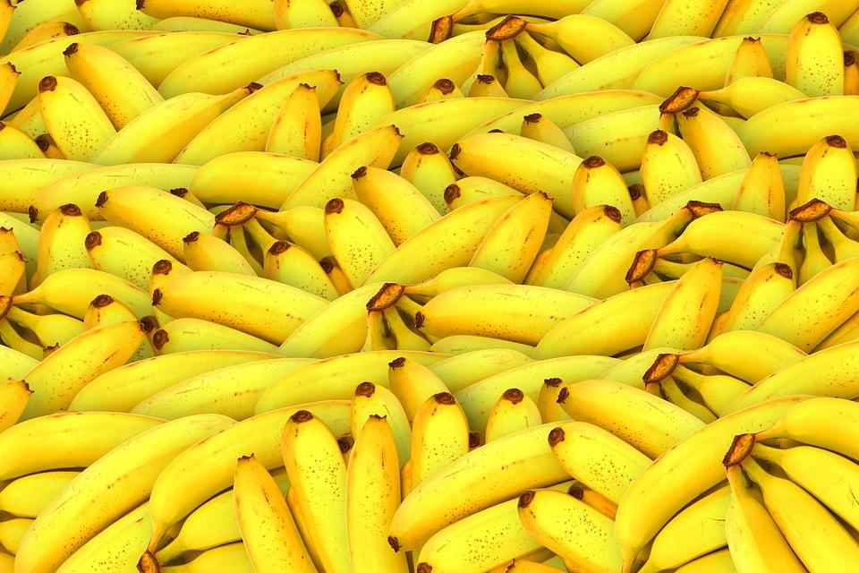 Бананы вместо ботокса