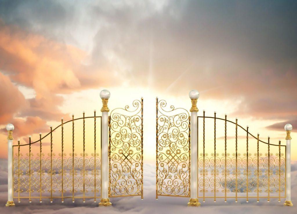 Притча. Ворота ада и рая